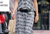 Rosie Huntington style