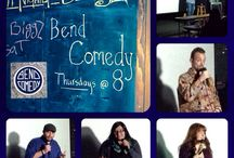 Bend Comedy People! / All the people and fun of Bend Comedy!!