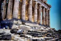 Ελληνικοί τόποι: Αθήνα (Αττική)
