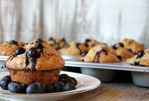 Muffins, lots o muffins