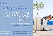 Dream your Wedding in Mykonos