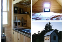 Tiny Houses / by Betsy Packard