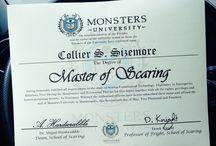 Monsters Inc. - University