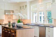 I love kitchens! / Kitchen remodeling ideas, plumbing innovations and easy fixes