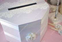 Wedding / baby shower boxes