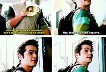 Teen Wolf / What can I say, I love Stiles                          Stydia ❤️❤️