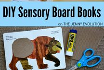 Adaptive books and toys