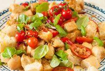 Salades en lunchgerechten