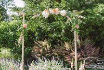 arches fleuries