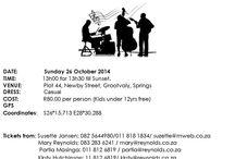 SA Reynolds Travel Centre Events