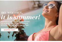 TREND - no worries, it´s summer! / Sommaraccessoarer!