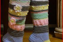 ponožky .. papučky