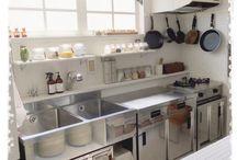 作業キッチン