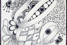 Doodle/Zentangle