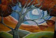 tablouri din lana
