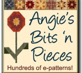 ~♥~Angie Padilla  Quilt BOM~Learn how to quilt one month at a time~♥~ / Learn how to quilt one month at a time