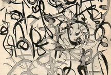 Caligrafia | escrita | grafismo