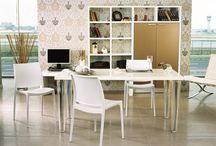 Inspiration aménagement salle à manger / Trouvez ici toute l'#inspiration dont vous avez besoin pour #aménager votre salle à manger avec design et élégance.