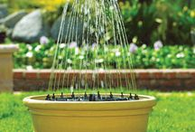 Little GIant Fountain Nozzles / The most appealing aspect of a water garden is the tranquil sights and sounds of moving water. We offer a range of fountain nozzle patterns to create a unique effect in their pond. These nozzles are easy to use, and designed to work with a wide selection of Little Giant® pumps.