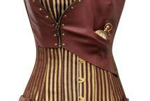 Costumes / Corsets, ...