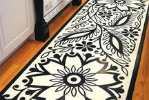 Create-floor cloths