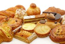 French Pastries / Made from scratch and baked fresh daily. These pastries are made with all natural ingredients and delivered to our retail stores every day.