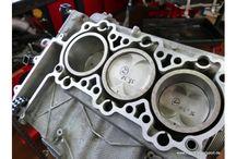 Albert Motorsport Engine