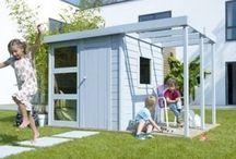 Case lemn copii