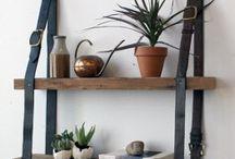 HAnging shelfs
