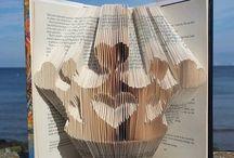 vystrihovana kniha