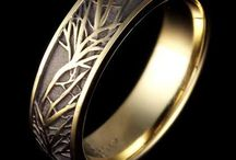 Mens Wedding Rings.