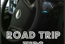 Travel/Road Trip Tips