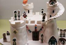 Gâteau guerre des tuques