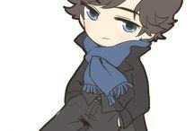 Benedict - Sherlock etc.
