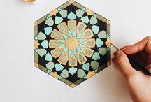 Geometrik desen sanatı