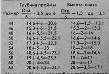 схемы и таблицы