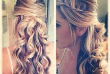 Bridesmaid hair / by Emily Bevins