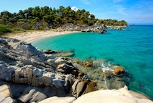 sithonia must-see beaches