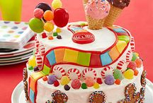 Party Ideas - Candy / Candy Land, Willy Wonka, Candy Shoppe