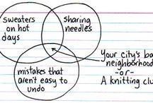 Knitting Funnies