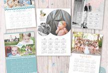 Calendars / by Belaya Elena