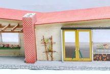 Dollhouse 50er