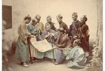 Costume History // Far East