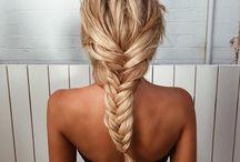 Cheveux / coiffure