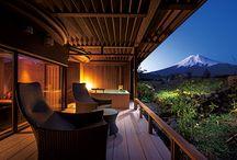 忍野・富士山
