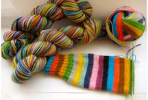 Fun knitting stuff / by Deb S.