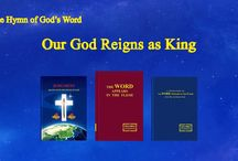 """The Church of Almighty God   The Hymn of God's Word """"Our God Reigns as King"""""""