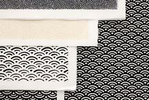 patterns merged together