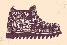 schoenen poster opdracht
