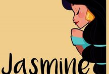 Disney - Jasmine ♈